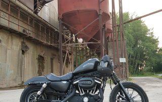 2014 Harley Davidson Sportster 883